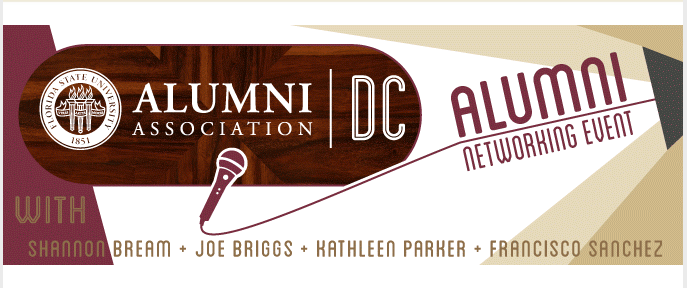FSU DC Networking Event