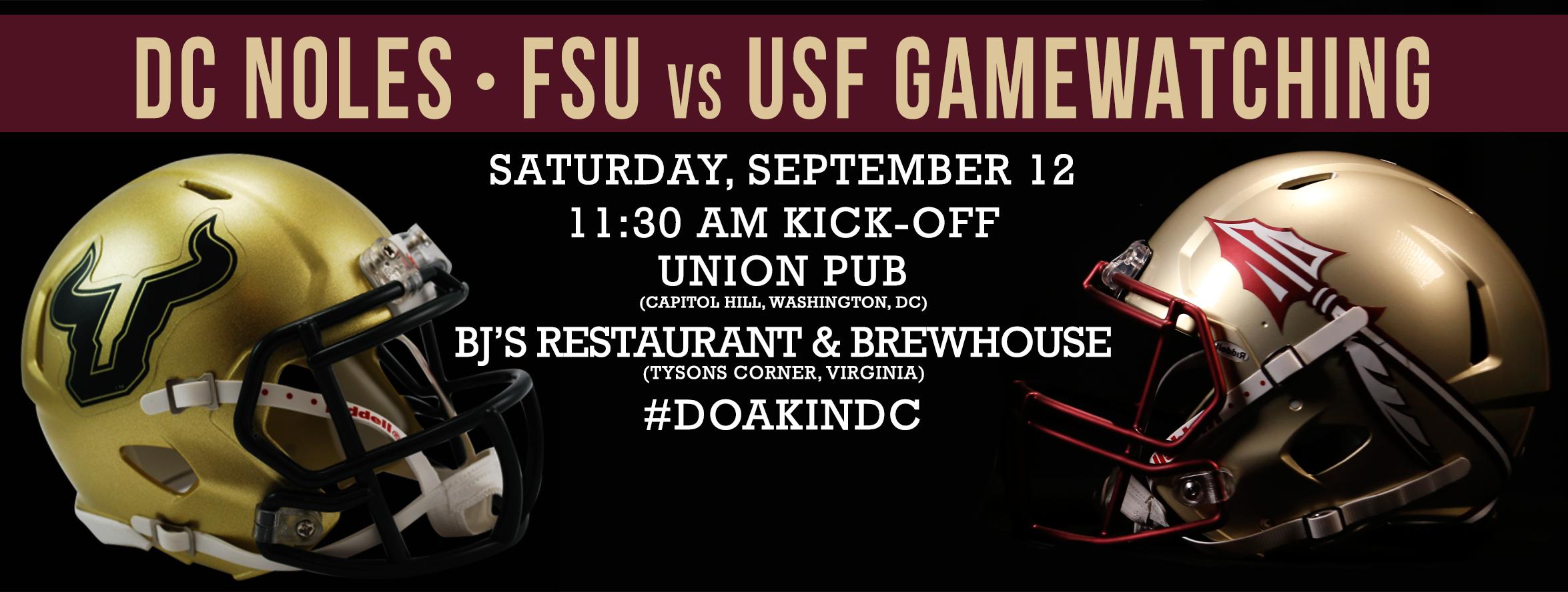 FSU vs USF Gamewatching